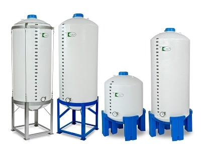 Di water tank systems
