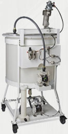 Poly Mixing Tank Package