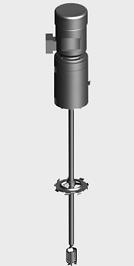 top-entry-high-shear-mixer